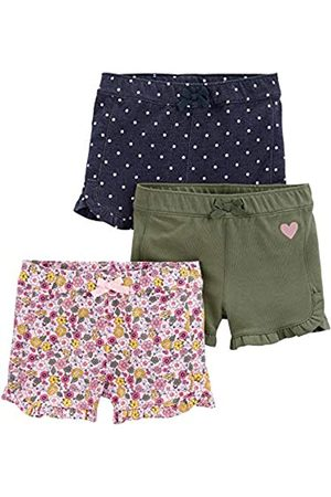 Simple Joys by Carter's Simple Joys by Carter's 3-Pack Knit Infant-and-Toddler-Shorts, 18 Months