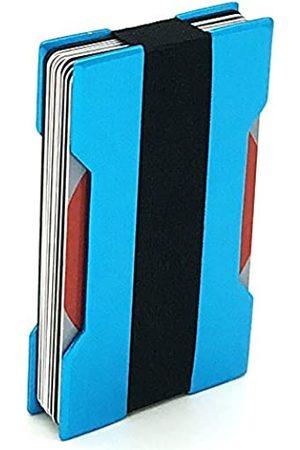 ANSSOW ANSSOW RFID-Blockierender Kartenhalter für Damen und Herren, sicherer und sicherer Schutz für Reisen oder Business