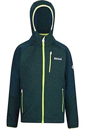 Regatta Regatta Unisex Kinder Lostock Coolweave Jacket With Extol Warm Backed Knitted Stretch Fabric fleece