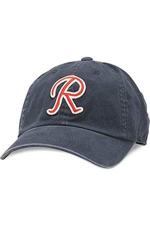 American Needle AMERICAN NEEDLE Seattle Rainiers Minor League Baseball Archive Slouch verstellbare Mütze - Blau - Einheitsgröße