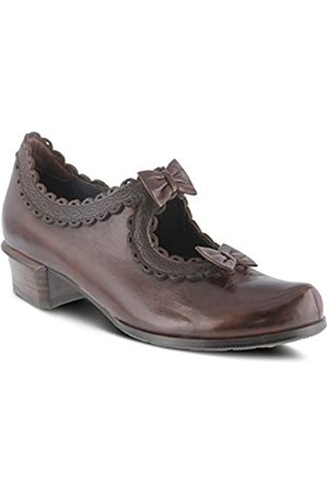 Spring Step Jezebel Shoes Chocolate Brown Womens
