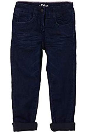 s.Oliver S.Oliver Mädchen Regular Fit: Gefütterte Jeans 122.Slim