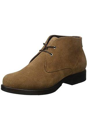 Ralph Lauren U.S.POLO ASSN. Damen Sally Suede Desert Boots, (Taupe Tau)