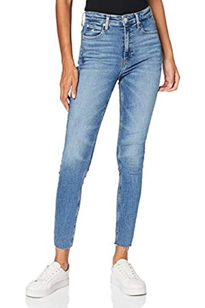 Calvin Klein Calvin Klein Jeans Damen Ckj 010 High Rise Skinny Ankle Hose