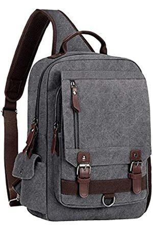 WOWBOX Schultertasche für Damen und Herren, Schultertasche, Laptoptasche, Umhängetasche, Kuriertasche, 33,8 cm (13,3 Zoll), 39,6 cm (15,6 Zoll), Laptop/Tablet