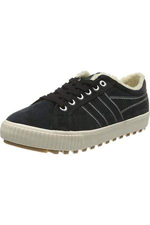 Gola Damen Nordic Sneaker, Black