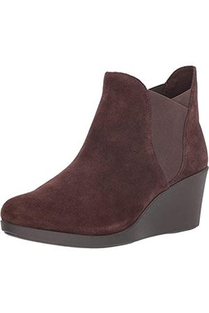 Crocs Crocs Damen Leigh Wedge Chelsea Boot W Regenstiefel