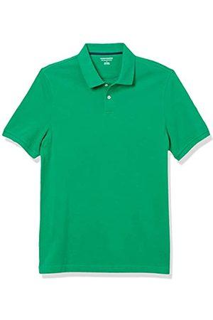 Amazon Amazon Essentials Slim-Fit Cotton Pique Polo-Shirts