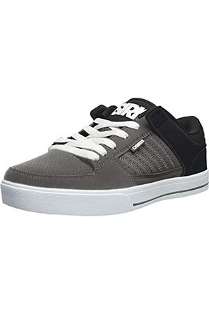 Osiris Men's Protocol Skate Shoe, Charcoal/Black/White