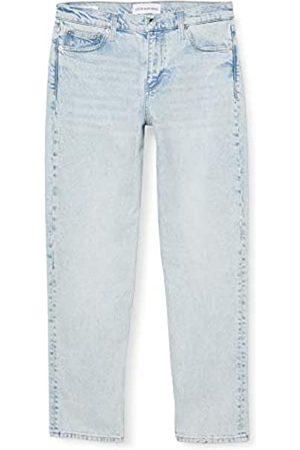 Calvin Klein Calvin Klein Jeans Damen Ckj 061 Mid Rise Boy Straight Jeans