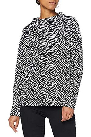 Garcia Damen U00060 Sweatshirt, Black