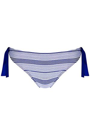 Triumph Damen Summer Waves Tai Bikinihose, Mehrfarbig (Blue-Light Combination M007)