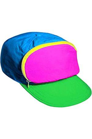 Cap-sac Herren Caps - Gürteltasche aus Nylon | 80er/90er Jahre Kappe für Herren | Retro-Kappe für Damen | Reißverschlusstasche - - Einheitsgröße