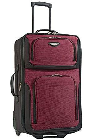 Traveler's Choice Reisende Wahl Travel wählen Sie Amsterdam 25 erweiterbar Rolling aufrecht (rot) - TS6950R25