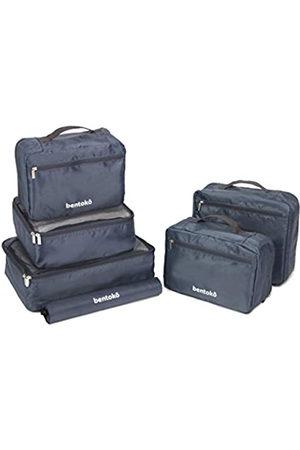 bentoko Bentoko 6-teiliges Reise-Verpackungswürfel-Set.
