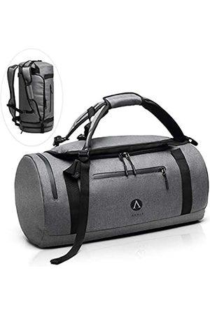 Aegis AEGIS 35L Duffel Bag Rucksack für Reisen Gym Weekender mit Schuhfach Reiß- & Wasserabweisend