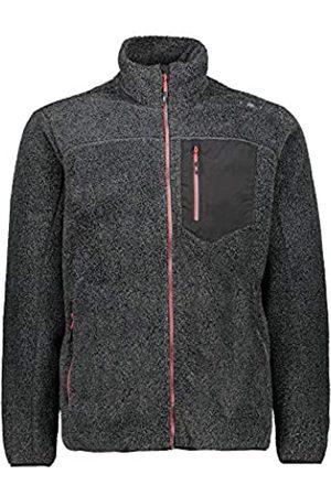 CMP Mens Highloft Melange Fleece Jacket
