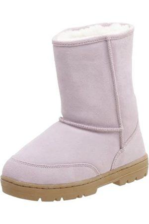 Chooka Damen Shearling Low Boot, Violett (Lavendelfarben)