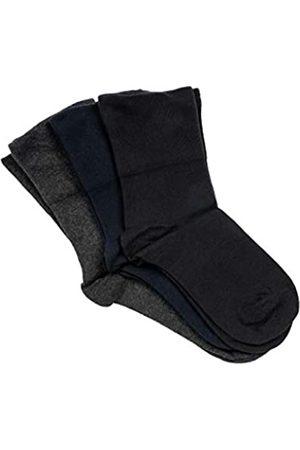 BELLY CLOUD Unisex Socken 3er Pack mit innovativem Softbund Strumpfware