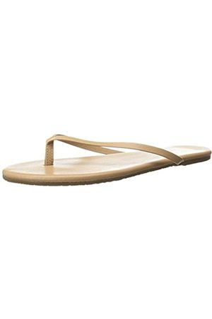 Tkees Damen Foundation Flip Flop, (Cocobutter)