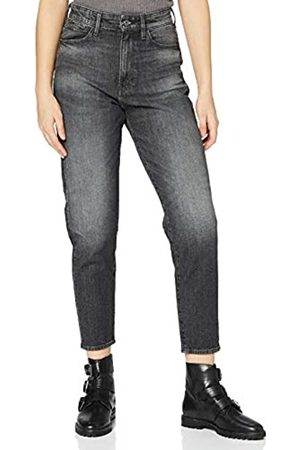 G-Star G-STAR RAW Womens Janeh Ultra High Wasit Mom Ankle Straight Jeans