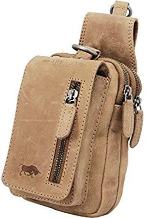 ARRIGO BELLO Unisex-Erwachsene Belt Bag Münzbörse