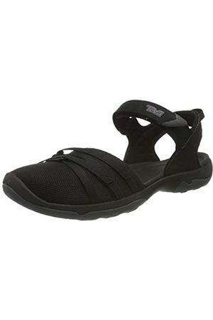 Teva Damen Tirra CT Womens Geschlossene Sandalen, (Black Blk)