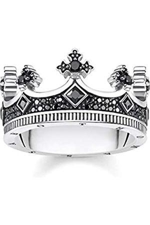Thomas Sabo THOMAS SABO -Verlobungsringe 925 Sterlingsilber '- Ringgröße 66 TR2208-643-11-66