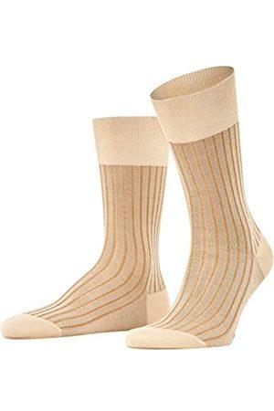 Falke Herren Socken Shadow, Baumwolle, 1 Paar (Gravel 4840)