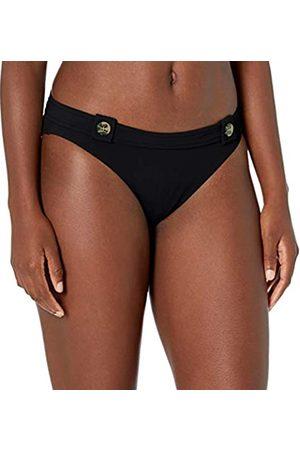 Seafolly Damen Active Hipster w/Buttons Bikinihose