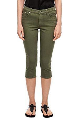 s.Oliver S.Oliver Damen 04.899.72.7233 Hose 3/4 Jeans-Shorts