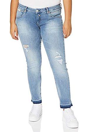 Herrlicher Damen Touch Cropped Denim Stretch Jeans