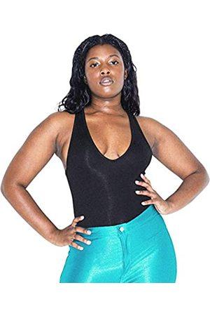 American Apparel Damen Cotton Spandex Sleeveless Tank Bodysuit Bodystocking