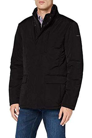 Geox Mens M HILSTONE Insulated Jacket, Black