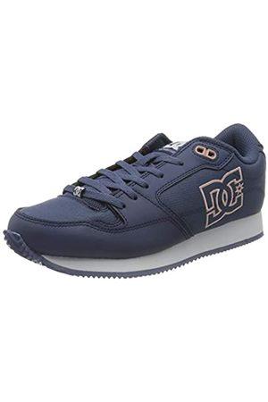 DC Damen Alias Sneaker, lt Navy/pink