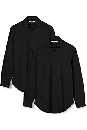 HIKARO HIK0024AM Formelle/Business-Shirts, 46