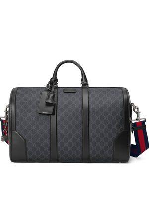 Gucci Herren Koffer - Reisetasche aus weichem GG Supreme