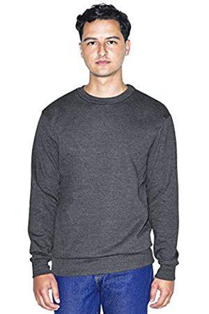American Apparel Unisex-Erwachsene Flex Fleece Long Sleeve Pullover Sweatshirt