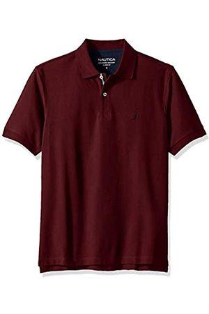 Nautica Nautica Herren Classic Short Sleeve Solid Polo Shirt Poloshirt