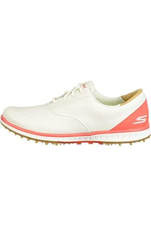 Skechers Damen 14866-WCRL_38 Sports Shoes, White