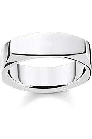 Thomas Sabo Thomas Sabo Unisex-Ring Eckig 925 Sterlingsilber TR2279-001-21-60
