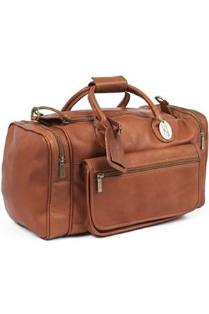 Claire Chase Claire Chase Classic Sports Valise (Beige) - 316