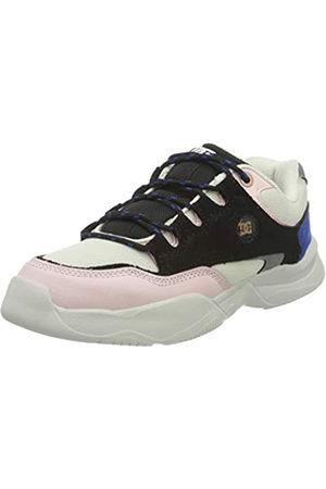 DC Damen DECEL Sneaker, Black/pink/Blue