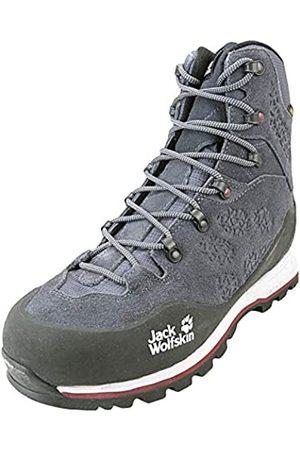 Jack Wolfskin Damen Wilderness XT Texapore MID W Wasserdicht Trekking-& Wanderstiefel, (Ebony/Burgundy 6239)