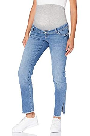 Mama Licious Womens MLCRYSTAL Straight Cropped A. Jeans