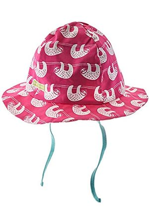 loud + proud Mädchen Hat with Print Organic Cotton Sonnenhut