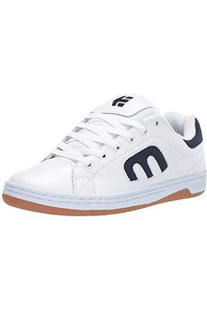 Etnies Calli-cut, Unisex-Erwachsene Skateboardschuhe, (White/Navy/Gum-153 153)