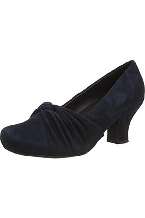 Hotter Damen Amethyst Wide Uniform-Schuh