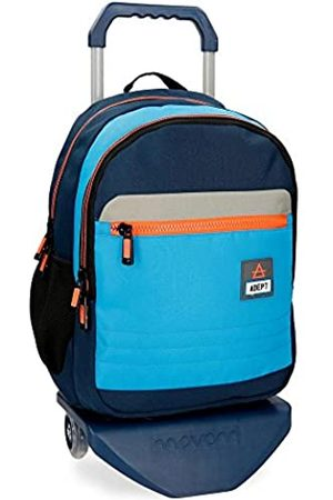 Adept Adept Power Laptop-Rucksack mit Trolley 32x42x16 cms Polyester 15