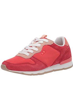 Coolway Damen Sneaker, niedrig geschnitten, Rot (COR)